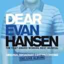 [枚数限定][限定盤]DEAR EVAN HANSEN(BROADWAY CAST RECORDING)[DELUXE]【輸入盤】▼/DEAR EVAN HANSEN(ORIGINAL)[CD]…