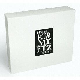 【送料無料】BEST of Kis-My-Ft2【通常盤/2CD+Blu-ray】/Kis-My-Ft2[CD+Blu-ray]【返品種別A】
