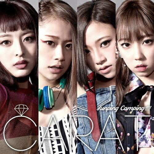 [枚数限定][限定盤]Jumping Camping!!!!(初回生産限定盤)◆/Carat[CD+DVD]【返品種別A】
