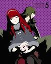 【送料無料】[枚数限定][限定版]オカルティック・ナイン 5(完全生産限定版)/アニメーション[Blu-ray]【返品種別A】