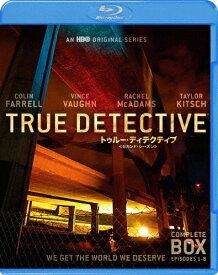【送料無料】TRUE DETECTIVE/トゥルー・ディテクティブ〈セカンド〉 ブルーレイセット/コリン・ファレル[Blu-ray]【返品種別A】