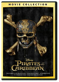 【送料無料】パイレーツ・オブ・カリビアン DVD 5ムービー・コレクション/ジョニー・デップ[DVD]【返品種別A】