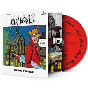 METROBOLIST (AKA THE MAN WHO SOLD THE WORLD) [2020 MIX] 【輸入盤】▼/DAVID BOWIE[CD]【返品種別A】
