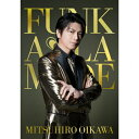 【送料無料】[枚数限定][限定盤]FUNK A LA MODE(初回限定盤A)/及川光博[CD+DVD]【返品種別A】