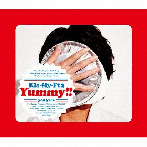 【送料無料】[限定盤]Yummy!!(初回盤B)/Kis-My-Ft2[CD+DVD]【返品種別A】