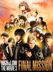 【送料無料】HiGH & LOW THE MOVIE 3 〜FINAL MISSION〜(豪華盤/2Blu-ray)/AKIRA,TAKAHIRO,岩田剛典[Blu-ray]【返品種別A】