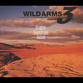 【送料無料】「ワイルドアームズ アドヴァンスドサード」オリジナル・サウンドトラック/ゲーム・ミュージック[CD]【返品種別A】