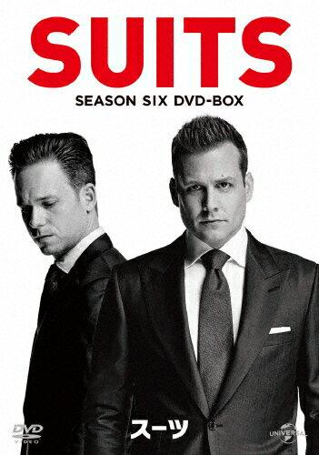 【送料無料】SUITS/スーツ シーズン6 DVD-BOX/ガブリエル・マクト[DVD]【返品種別A】