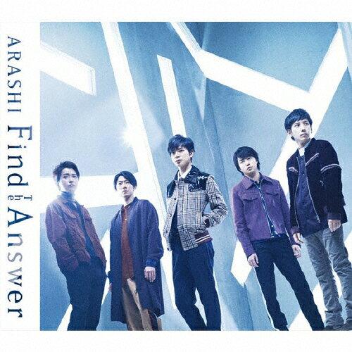 Find The Answer(通常盤)/嵐[CD]【返品種別A】