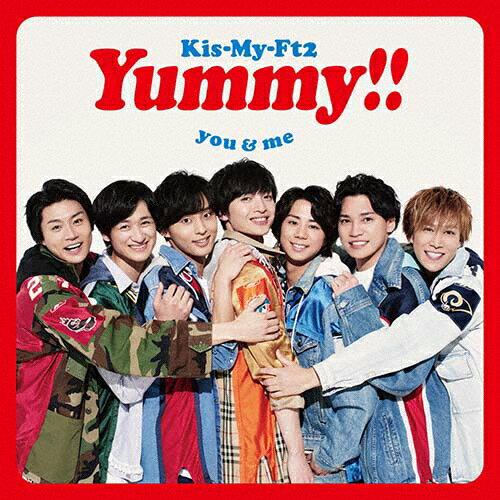 【送料無料】[初回仕様]Yummy!!(通常盤)/Kis-My-Ft2[CD]【返品種別A】