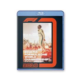 【送料無料】2018 FIA F1 世界選手権 総集編 ブルーレイ版/モーター・スポーツ[Blu-ray]【返品種別A】