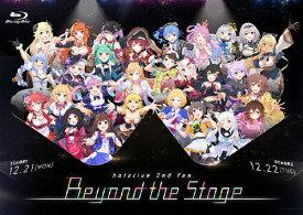 【送料無料】[先着特典付]hololive 2nd fes. Beyond the Stage/オムニバス[Blu-ray]【返品種別A】