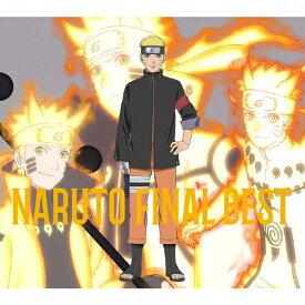 【送料無料】[期間限定][限定盤]NARUTO FINAL BEST/TVサントラ[CD+DVD]【返品種別A】