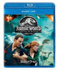 【送料無料】ジュラシック・ワールド/炎の王国 ブルーレイ+DVDセット/クリス・プラット[Blu-ray]【返品種別A】