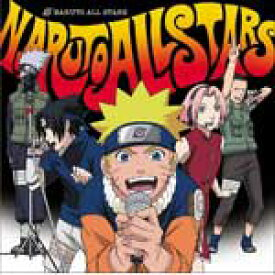 NARUTO ALL STARS/TVサントラ[CD]【返品種別A】