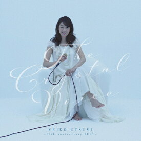 The Crystal Voice 〜25th Anniversary BEST〜/宇都美慶子[CD]【返品種別A】