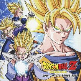 ドラゴンボールZ 20th Century-SONG'S BEST/TVサントラ[CD]【返品種別A】