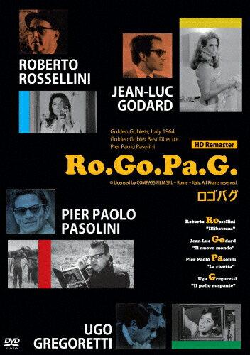 【送料無料】ロゴパグ/ロザンナ・スキャフィーノ[DVD]【返品種別A】