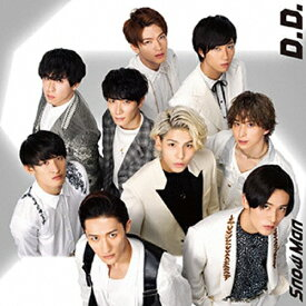 D.D. / Imitation Rain(通常盤)/Snow Man vs SixTONES[CD]【返品種別A】