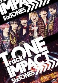【送料無料】TrackONE -IMPACT—(Blu-ray通常盤)/SixTONES[Blu-ray]【返品種別A】