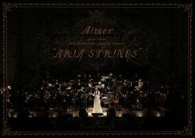 """【送料無料】[限定版]Aimer special concert with スロヴァキア国立放送交響楽団""""ARIA STRINGS""""(初回生産限定盤)/Aimer[DVD]【返品種別A】"""