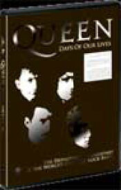 【送料無料】輝ける日々<ジャパン・スペシャル・エディション>/クイーン[DVD]【返品種別A】