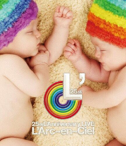【送料無料】25th L'Anniversary LIVE【Blu-ray】/L'Arc〜en〜Ciel[Blu-ray]【返品種別A】