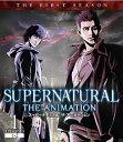 SUPERNATURAL THE ANIMATION〈ファースト・シーズン〉 Vol.1/アニメーション[Blu-ray]【返品種別A】