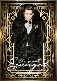 【送料無料】「SEUNGRI 2018 1ST SOLO TOUR[THE GREAT SEUNGRI]IN JAPAN」/V.I (from BIGBANG)[DVD]【返品種別A】