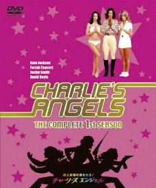 【送料無料】地上最強の美女たち!チャーリーズ・エンジェル コンプリート1stシーズン/ケイト・ジャクソン[DVD]【返品種別A】