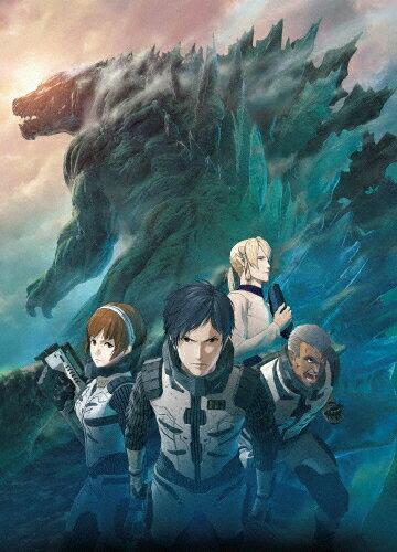 【送料無料】GODZILLA 怪獣惑星 Blu-ray スタンダード・エディション/アニメーション[Blu-ray]【返品種別A】