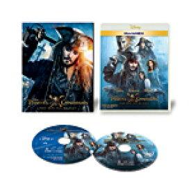 【送料無料】[枚数限定]パイレーツ・オブ・カリビアン/最後の海賊 MovieNEX【BD+DVD】/ジョニー・デップ[Blu-ray]【返品種別A】