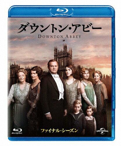 【送料無料】ダウントン・アビー ファイナル・シーズン ブルーレイ バリューパック/ヒュー・ボネヴィル[Blu-ray]【返品種別A】