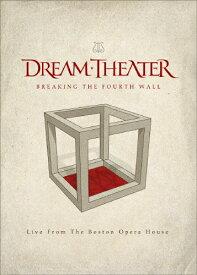 【送料無料】ブレイキング・ザ・フォース・ウォール(ライヴ・フロム・ザ・ボストン・オペラ・ハウス)【2DVD】/ドリーム・シアター[DVD]【返品種別A】