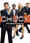 【送料無料】CHUCK/チャック〈シーズン1-5〉 DVD全巻セット/ザッカリー・リーヴァイ[DVD]【返品種別A】