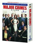 【送料無料】MAJOR CRIMES 〜重大犯罪課〜〈ファースト・シーズン〉 コレクターズ・ボックス/メアリー・マクドネル[DVD]【返品種別A】