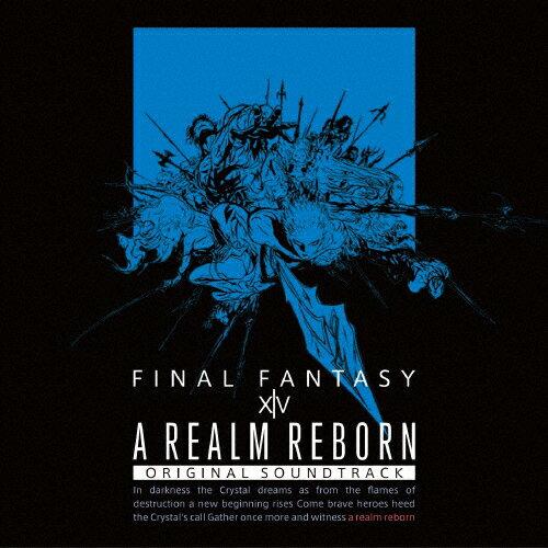 【送料無料】A REALM REBORN:FINAL FANTASY XIV Original Soundtrack【映像付サントラ/Blu-ray Disc Music】/ゲーム・ミュージック[Blu-ray]【返品種別A】