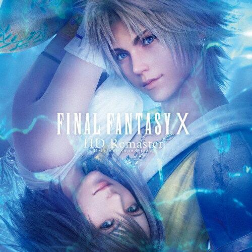 【送料無料】FINAL FANTASY X HD Remaster Original Soundtrack【映像付サントラ/Blu-ray Disc Music】/ゲーム・ミュージック[CD]【返品種別A】