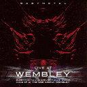 【送料無料】LIVE AT WEMBLEY(BABYMETAL WORLD TOUR 2016 kicks off at THE SSE ARENA,WEMBL...