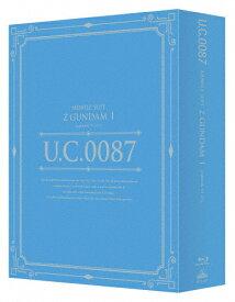 【送料無料】[先着特典付]U.C.ガンダムBlu-rayライブラリーズ 機動戦士Zガンダム I/アニメーション[Blu-ray]【返品種別A】