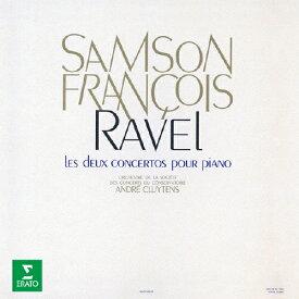 ラヴェル:ピアノ協奏曲 左手のためのピアノ協奏曲/フランソワ(サンソン)[CD]【返品種別A】