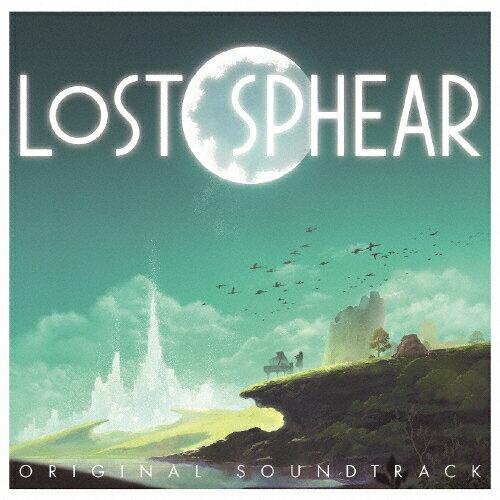 LOST SPHEAR Original Soundtrack/ゲーム・ミュージック[CD]【返品種別A】