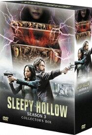 【送料無料】スリーピー・ホロウ シーズン3 DVDコレクターズBOX2/トム・マイソン[DVD]【返品種別A】