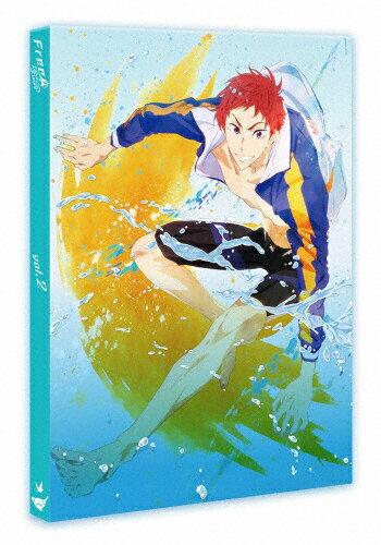 【送料無料】Free!-Dive to the Future- Vol.2/アニメーション[DVD]【返品種別A】