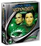 【送料無料】スター・トレック ヴォイジャー シーズン2<トク選BOX>/ケイト・マルグルー[DVD]【返品種別A】