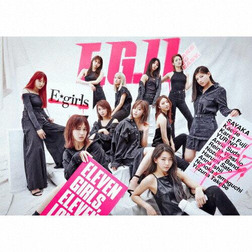 【送料無料】[限定盤]E.G.11(初回生産限定盤/2CD+2Blu-ray)/E-girls[CD+Blu-ray]【返品種別A】