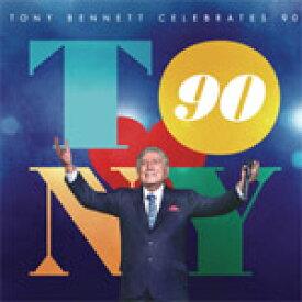 TONY BENNETT CELEBRATES 90【輸入盤】▼/TONY BENNETT[CD]【返品種別A】