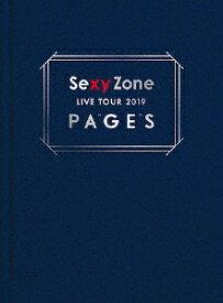 【送料無料】[限定版]Sexy Zone LIVE TOUR 2019 PAGES(初回限定盤Blu-ray)/Sexy Zone[Blu-ray]【返品種別A】