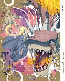 【送料無料】[限定版]ソードアート・オンライン アリシゼーション War of Underworld 1(完全生産限定版)/アニメーション[Blu-ray]【返品種別A】
