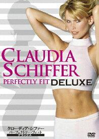 クローディア・シファー/パーフェクトリー・フィット デラックス-いつでもどこでもクローディア!トレーニングBook付-/HOW TO[DVD]【返品種別A】